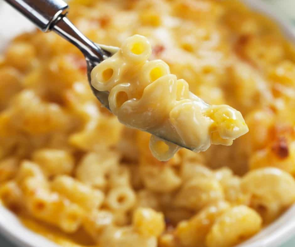 Copy Cat Panera Mac N Cheese In the Instant Pot