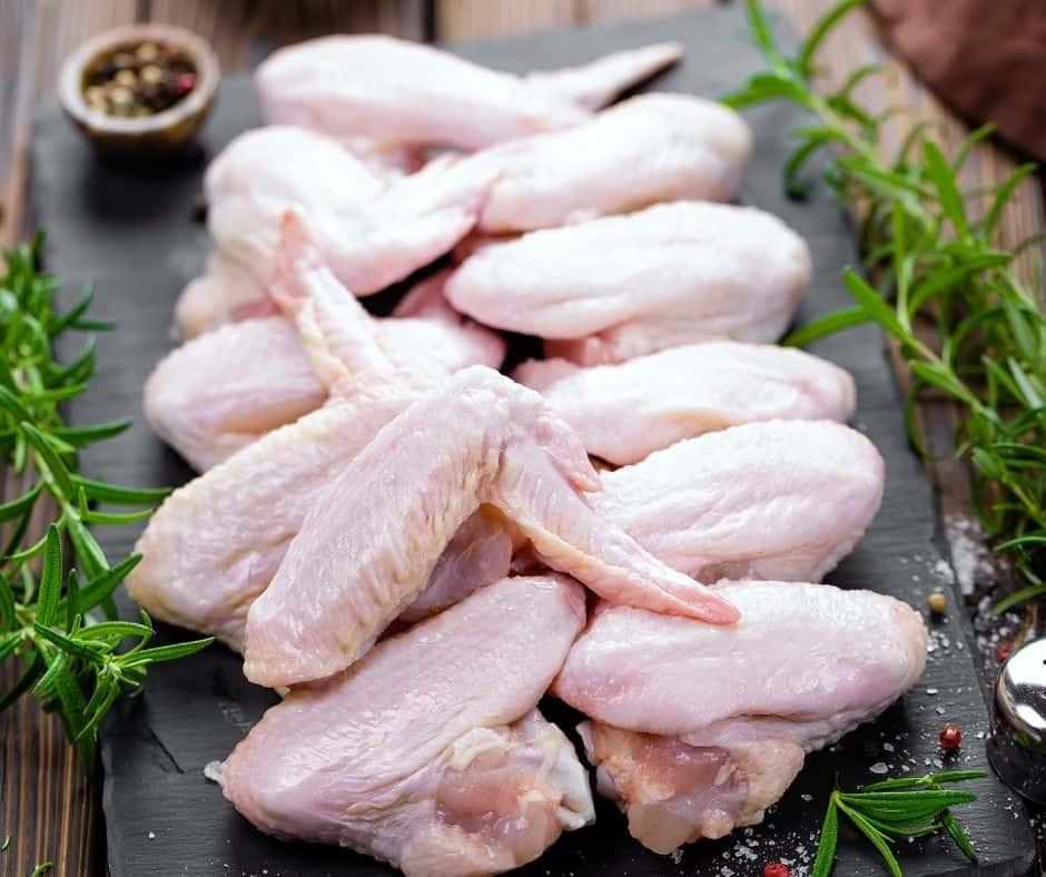 Ingredients Needed For Crispy Air Fryer Chicken Wings