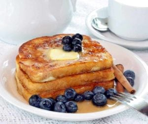 How To Cook Frozen French Toast In The Air Fryer