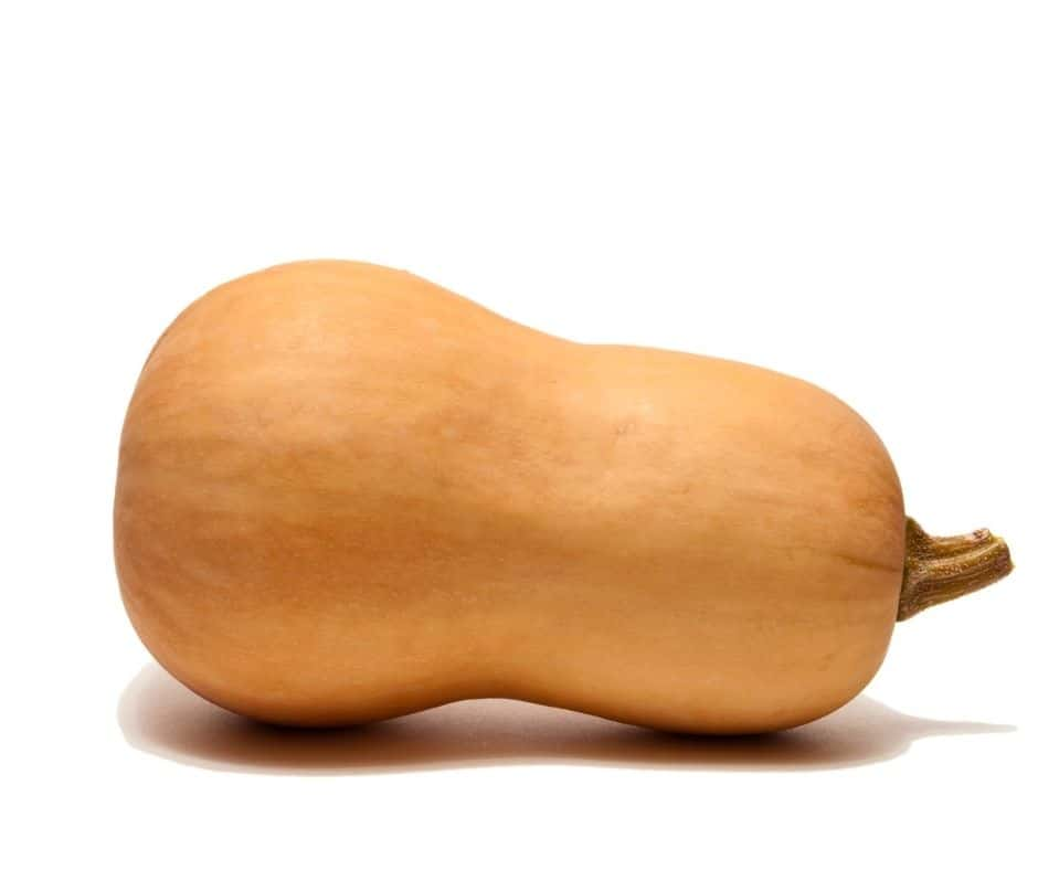 Ingredients Needed For Making Butternut Squash