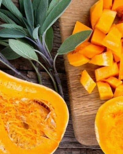 How to Cook a Whole Butternut Squash in the Pressure Cooker
