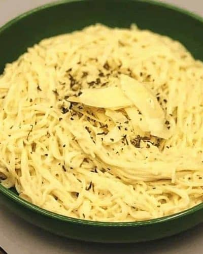 How to Make Pasta Roni in the Instant Pot