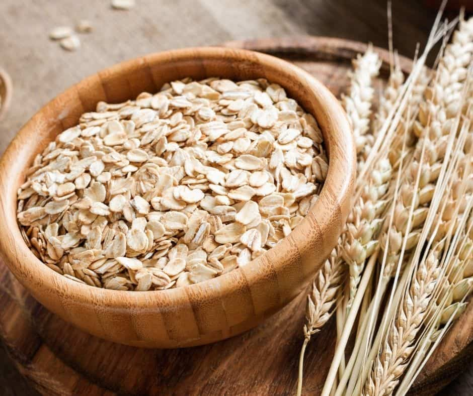 Ingredients Needed For Instant Pot Banana Nut Bread Oatmeal