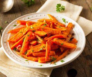 Instant Pot Brown Sugar Carrots