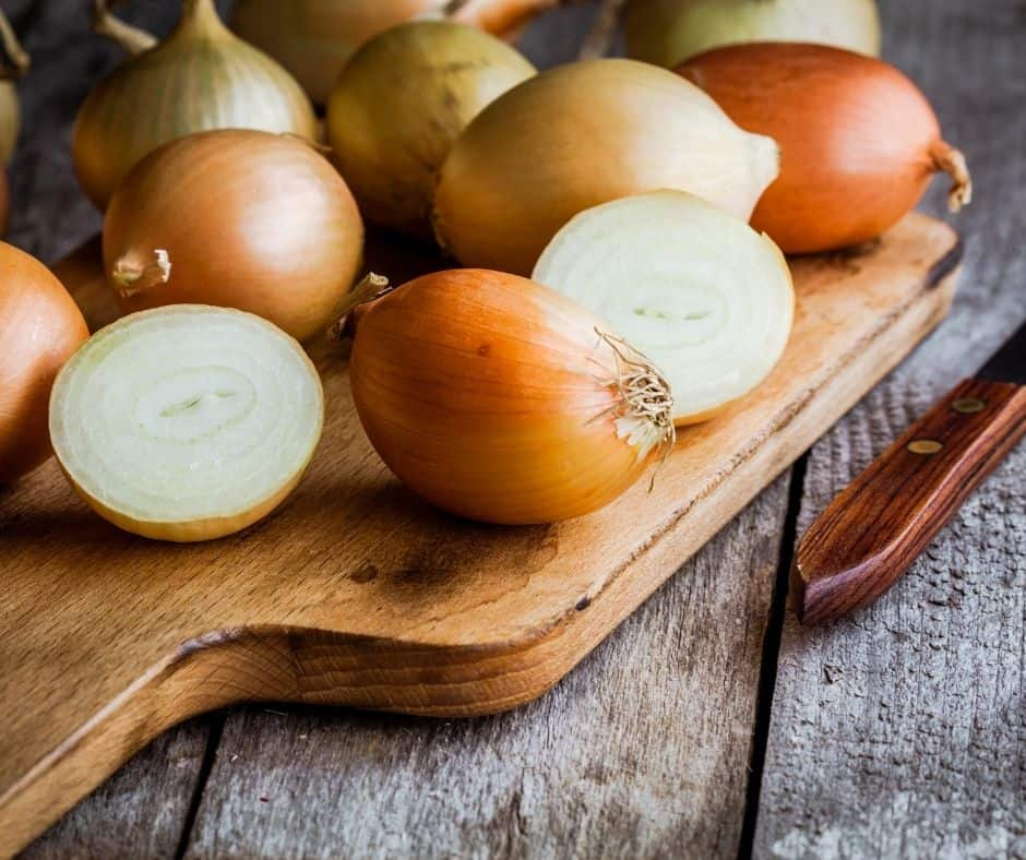 Ingredients Needed For Instant Pot Caramelized Onions