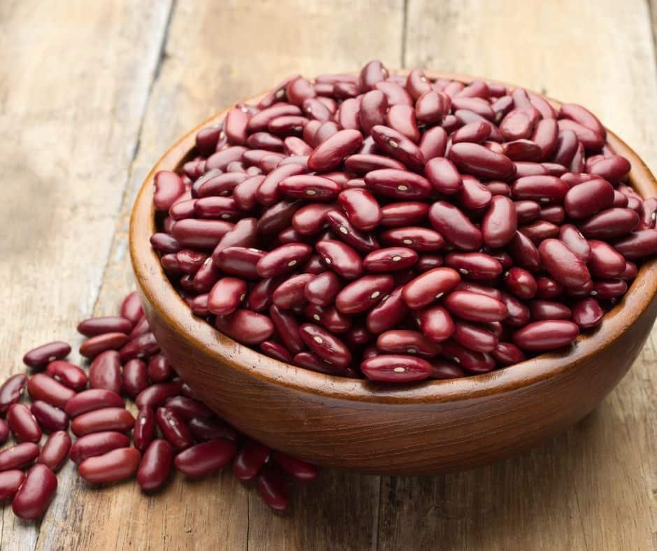 Instant Pot Chili Ingredients:
