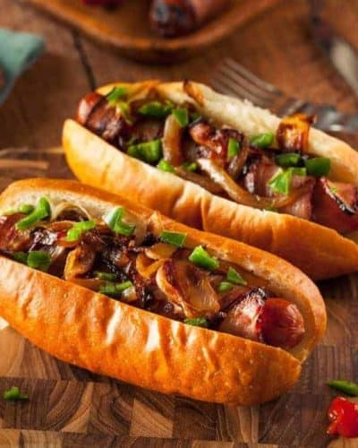Instant Pot Hot Dogs