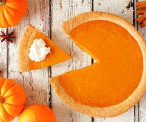 Instant Pot Pumpkin Pie
