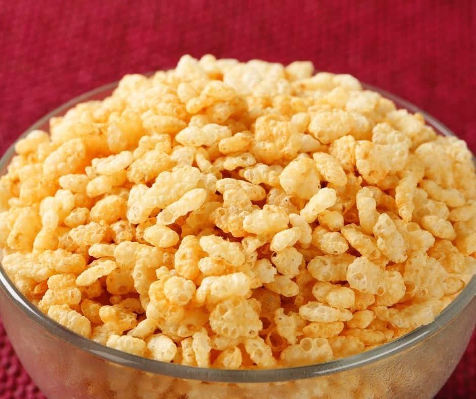 Ingredients Needed For Instant Pot Rice Krispie Treats
