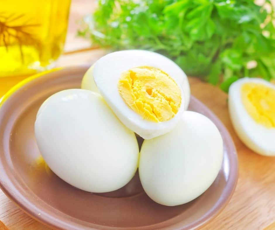 Ingredients Needed For Instant Pot Southern Deviled Eggs