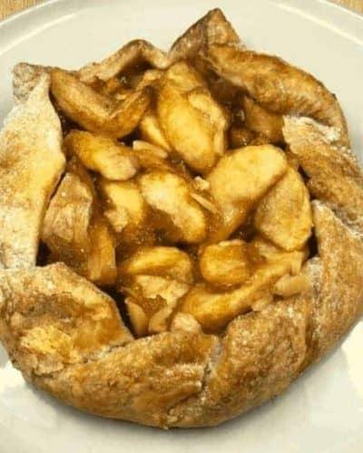 Air Fryer Olive Garden Warm Apple Crostata