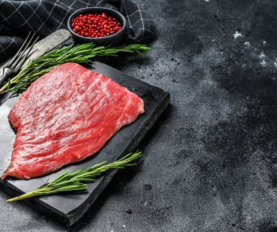 ngredients Needed For Air Fryer Flat Iron Steak