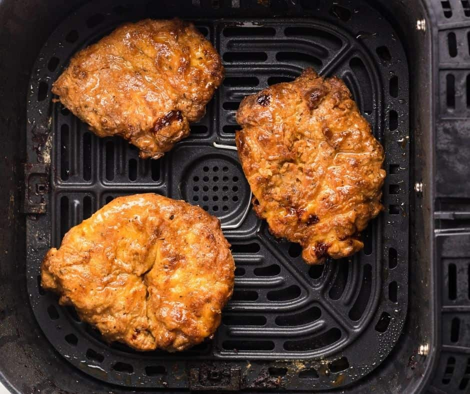 Air Fryer Chicken Sandwich (Chick-fil-A Copycat)