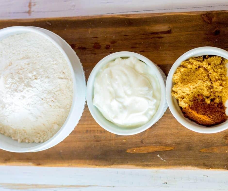 Ingredients Needed For Air Fryer Panera Copycat Cinnamon Crunch Bagels