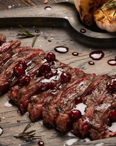 Air Fryer Skirt Steak