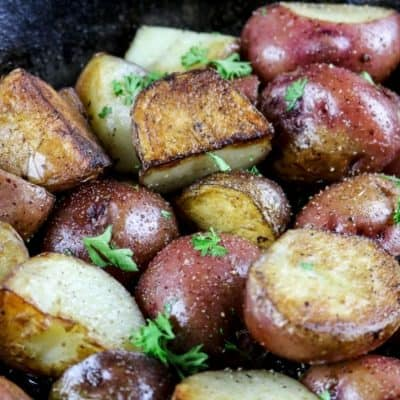 The Best Air Fryer Roasted Potatoes