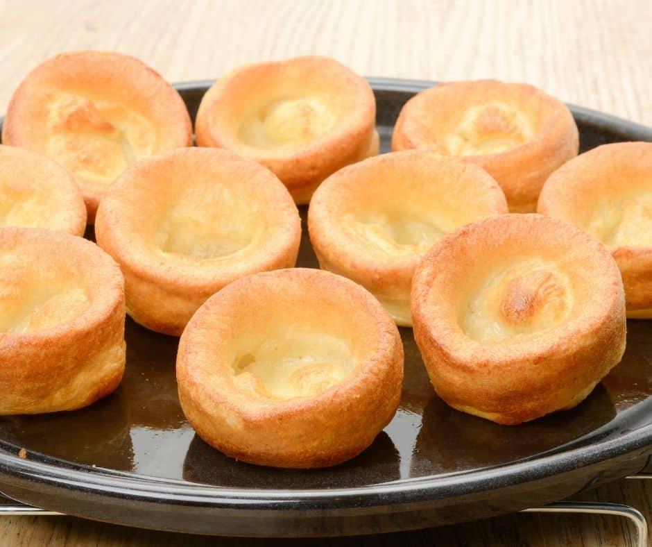 Air Fryer Yorkshire Pudding